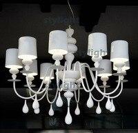 MASIERO EWA pendant lamp modern chandelier Italy design suspension light dinning room living room hotel restaurant 10/15 heads