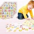 Wooden Puzzle toy Digital Shape large Clutch plate Cognitive panel Transport vehicles Puzzle child