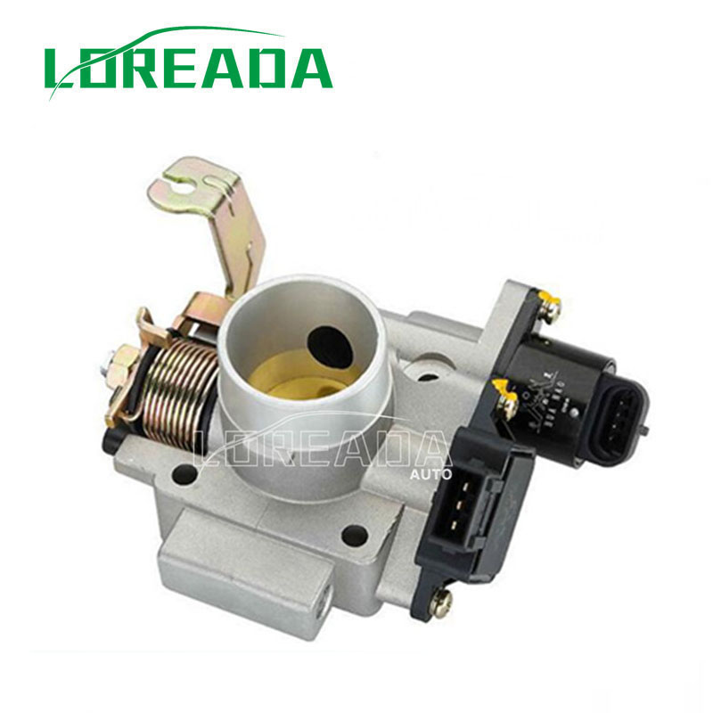 LOREADA Throttle body for HAFEI Lobo Engine UAES system OEM quality Free Shipping  Bore Size 35mm 100% Testing New