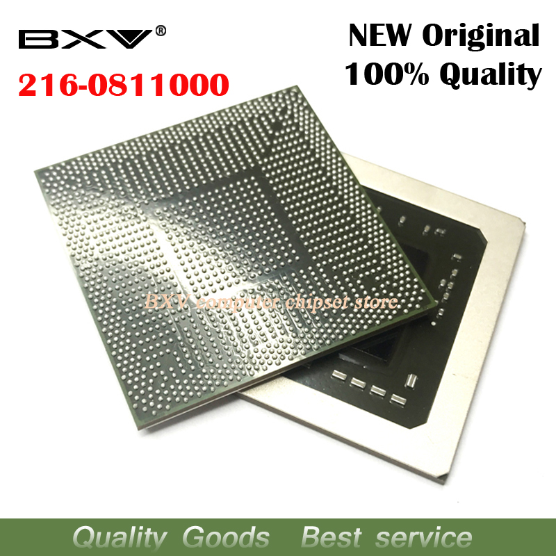 216 0811000 216 0811000 100% new original BGA chipset for laptop free shipping-in Integrated Circuits from Electronic Components & Supplies    1