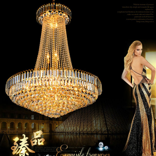 Flush Mounted Crystal Ceiling Light Modern Chrome Crystal Chandelier ...