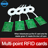 Rfid Prop Room Escape Adventurer Game Prop Four Rfid Prop Put Four Ic Cards In One