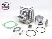 44 мм 10 мм 12 мм 44-6 44-5 поршень комплект для 49cc 2 Двигатель мини Мото Грязь Pocket Bike квадроциклах Minimoto Байк