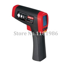UNI-T UT303A High Accuracy Handheld Non-Contact IR Infrared Laser Digital Thermometer Temperature Gun Tester -32C~650C/30:1 xintest handheld digital industrial infrared thermometer infrared ir thermometer laser temperature gun tester 50 650c ht 817