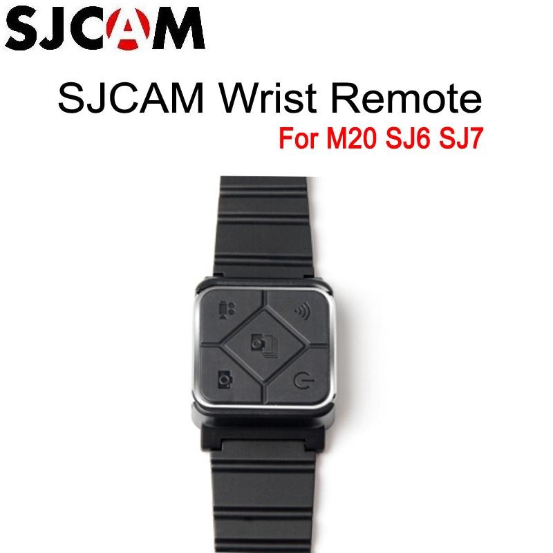 Prix pour Sjcam smart télécommande-rf poignet à distance contrôleur montre pour m20 sj6 légende sj7 star sports caméras