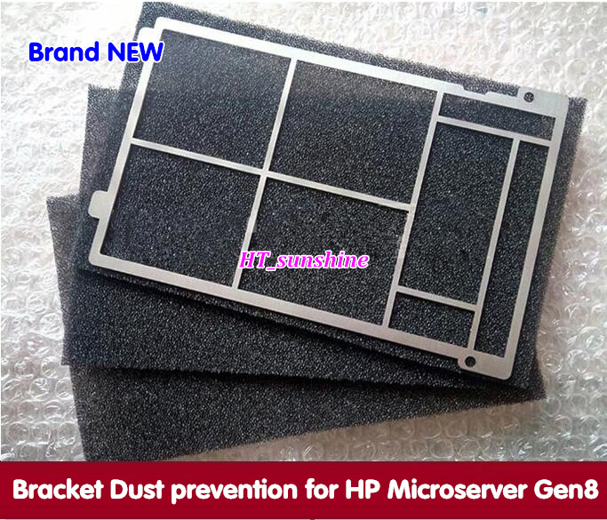 Top Selling New Tray Carrier Bracket dust prevention dustproof for HP Microserver Gen8 эргорюкзак boba carrier vail