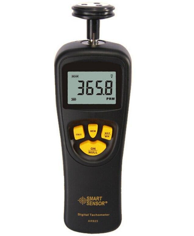 Digital Tachometer AR925 0.5~19999 RPM Meter Digital Tach Speedometer [randomtext category=