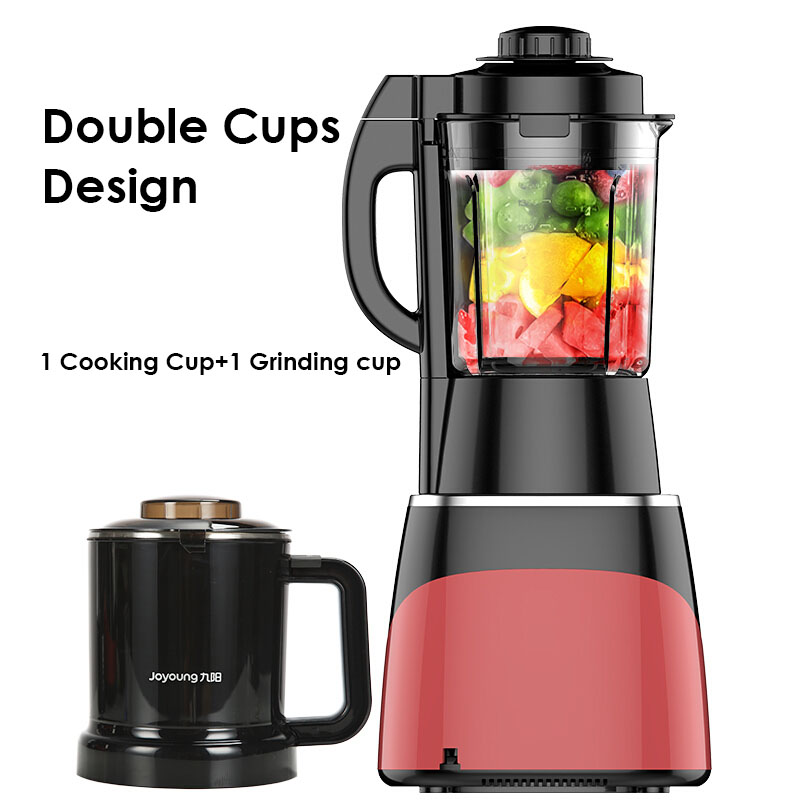 Image 5 - 220V Joyoung JYL Y912 Electric Food Blender Household Kitchen Food Mixer Cell Breaking Technology Extractor Juice MakerBlenders   -