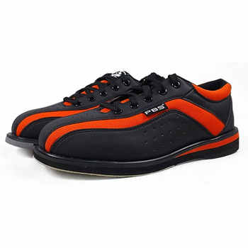 Professional Bowling Shoes For Men Essential Beginners Skidproof Sports Shoes High Quality Breathable Training Sneakers D0585