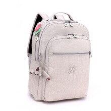 Водонепроницаемый durablt нейлон Обезьяна женские рюкзак хорошего качества сумка для ноутбука для дам (S15-34)