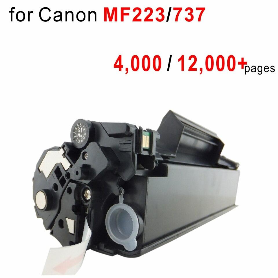CRG-337 Toner Cartridge for MF249dw MF246dn MF243d MF236n MF233n MF232w MF229dw MF226dn MF223d MF216n MF215 MF212w MF211 Toner Cartridge Black Office Supplies-3-packs