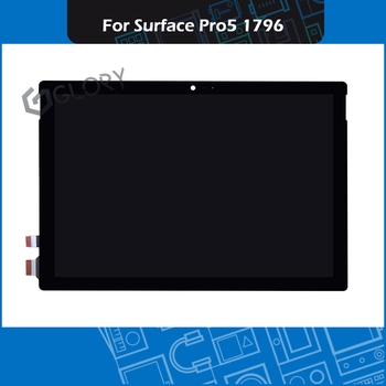 Full New Complete Touch Screen Assembly Panel For Microsoft surface pro 5 1796 2017 LP123WQ1(SP)(A2) lCD Display