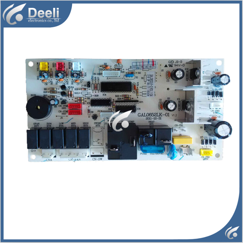 95% new  for air conditioning Computer board circuit board GAL0652LK-01RDL1104 GAL0652LK-01 tle4729g automotive computer board