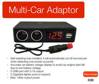 Nowość! specjalne gps tracker chipset, ukryte w ładowarka samochodowa + monitor voice recorder + akumulatora pojazdu sprawdzanie + 2 porty USB, uwalnia statek