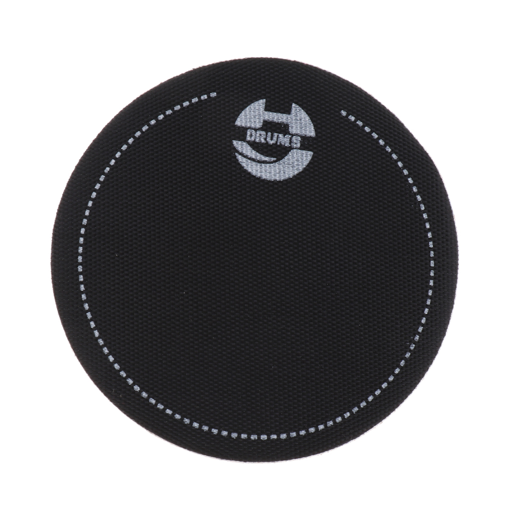 1x Single Step Bass Drum Patch Drumhead Protector Enhance The Bottom Drum Sound For Percussion Instrument Parts Accessories