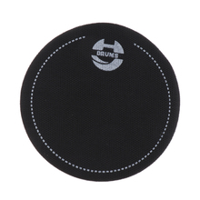 1x Single Step Bass Drum Patch Drumhead Protector for Percussion Instrument Parts Accessories