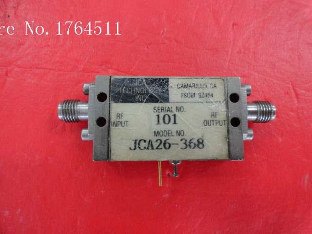 [BELLA] JCA JCA26-368 15V SMA Supply Amplifier