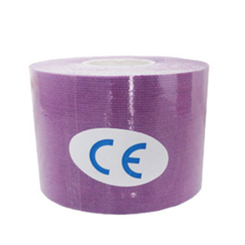 2x Muscle Tape Sports Tape Kinesiology Tape Cotton Elastic Adhesive Muscle Bandage Care Physio Strain Injury Support