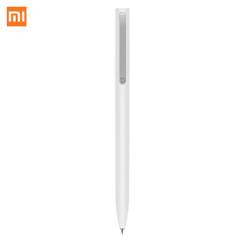 100% Original Xiaomi Mijia Sign Pen 9.5mm Signing Pen PREMEC Switzerland Refill MiKuni Japan Ink Black Refills original 26mm mikuni carburetor for cbt125 cb125t cbt250 ca250 carburador de moto
