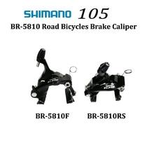 V Brake Shimano 105 BR-R5810F/RS Dual Pivot BRAKE CALIPER R5810 Road Bicycle front and REAR BRAKE CALIPER nicecnc rear brake caliper support