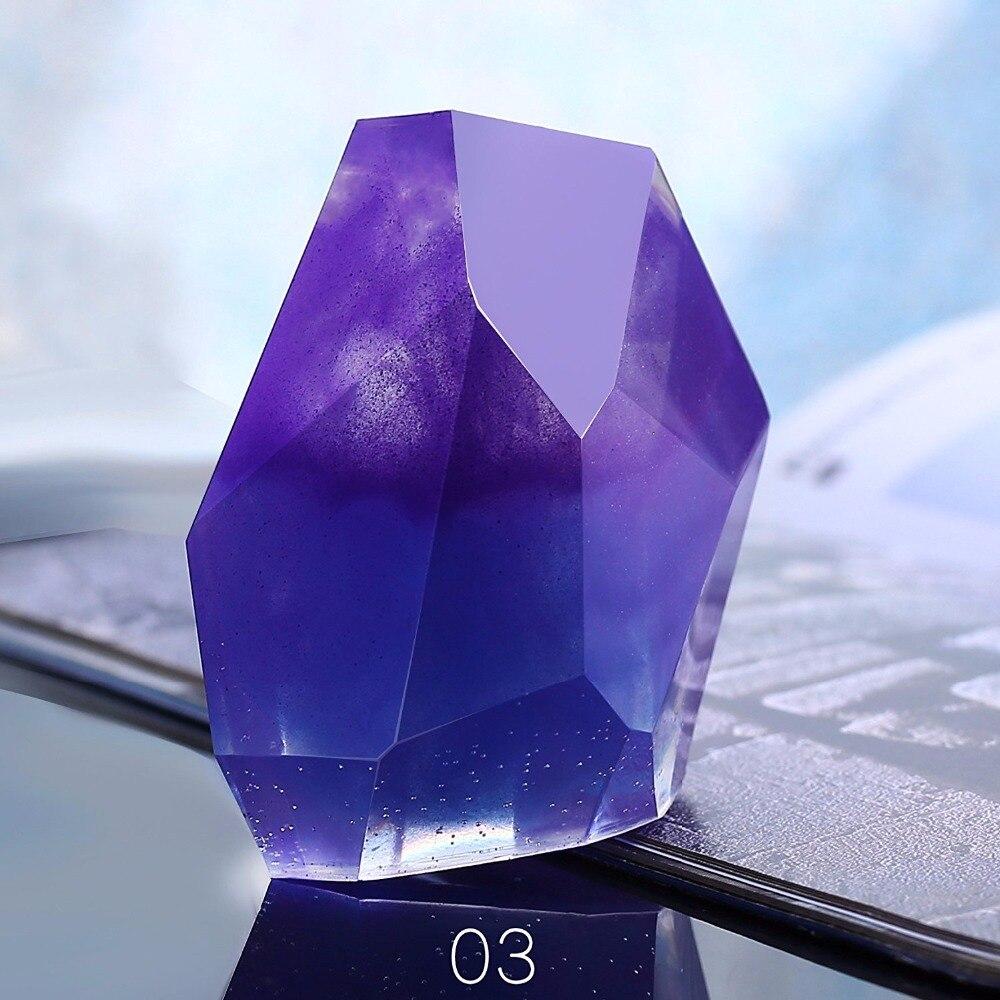 Купить с кэшбэком 3Pcs Diamond Shape Silicone Molds DIY Resin Jewelry Mold Stone Pendant Making Geometric Moulds Decoration Jewelry Tools