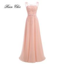Floor-Length Chiffon Long Bridesmaid Dress Gown 2019 New Fashion Formal Bridesmaid Dresses