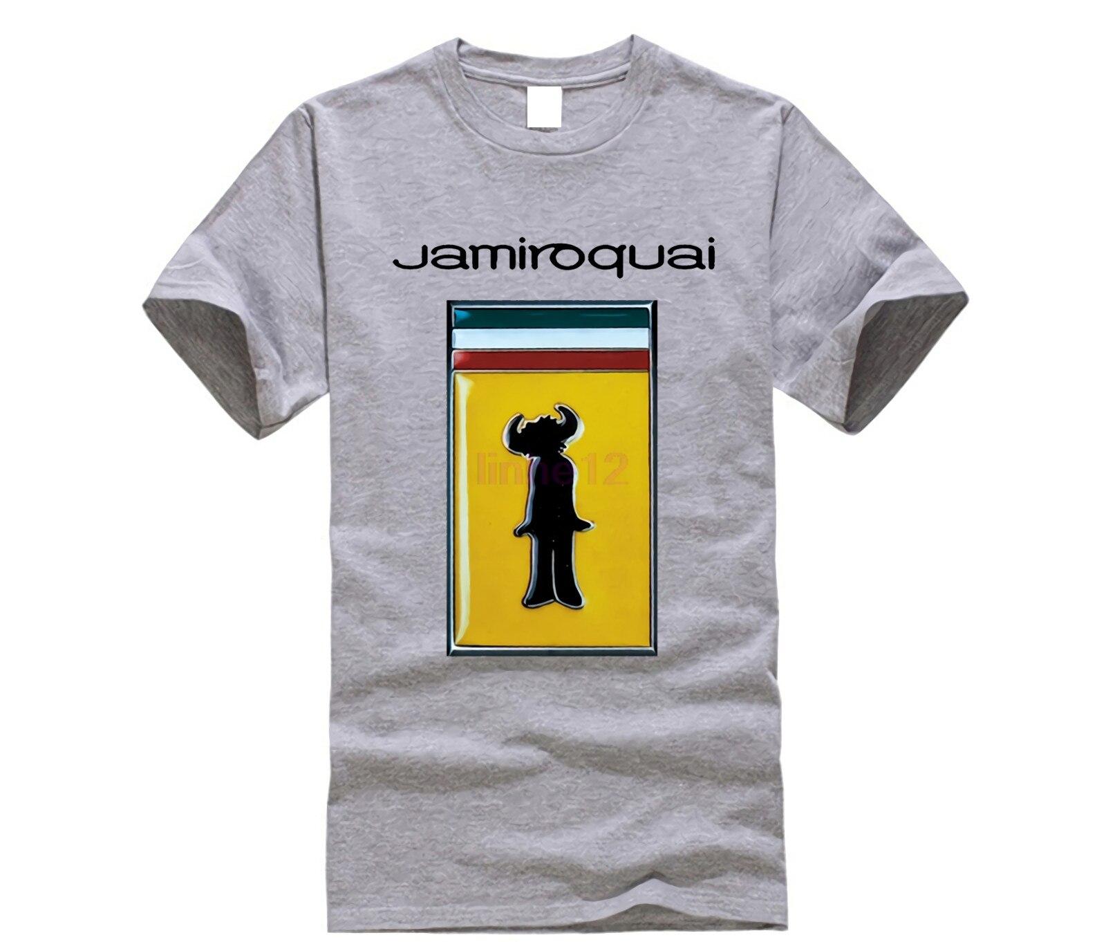 c0e4e178dcd85 US $7.89 21% OFF|New Jamiroquai Jay Kay Soul Funk Singer Men raglan T Shirt  pattern Print T Shirt Harajuku mens ringer tee shirt Short Sleeve-in ...