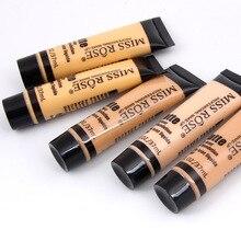 Натуральный базовый жидкий матовый базовый макияж водонепроницаемый стойкий консилер для лица базовый продукт косметика для восстановления макияжа лица TSLM1