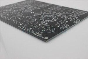 Image 2 - DIY projeleri ses tek uçlu amplifikatörler çift parça 185*125*2mm PCB kartı 1 parça ücretsiz kargo