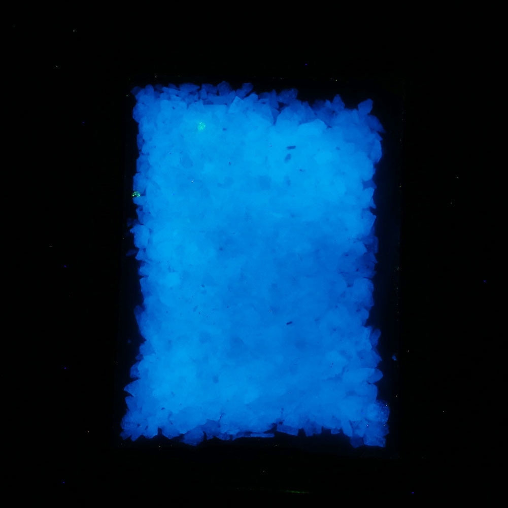 Красивые легкие серьги 10 г энергосберегающий светящийся песок для сбора Prop Прямая - Цвет: sky blue