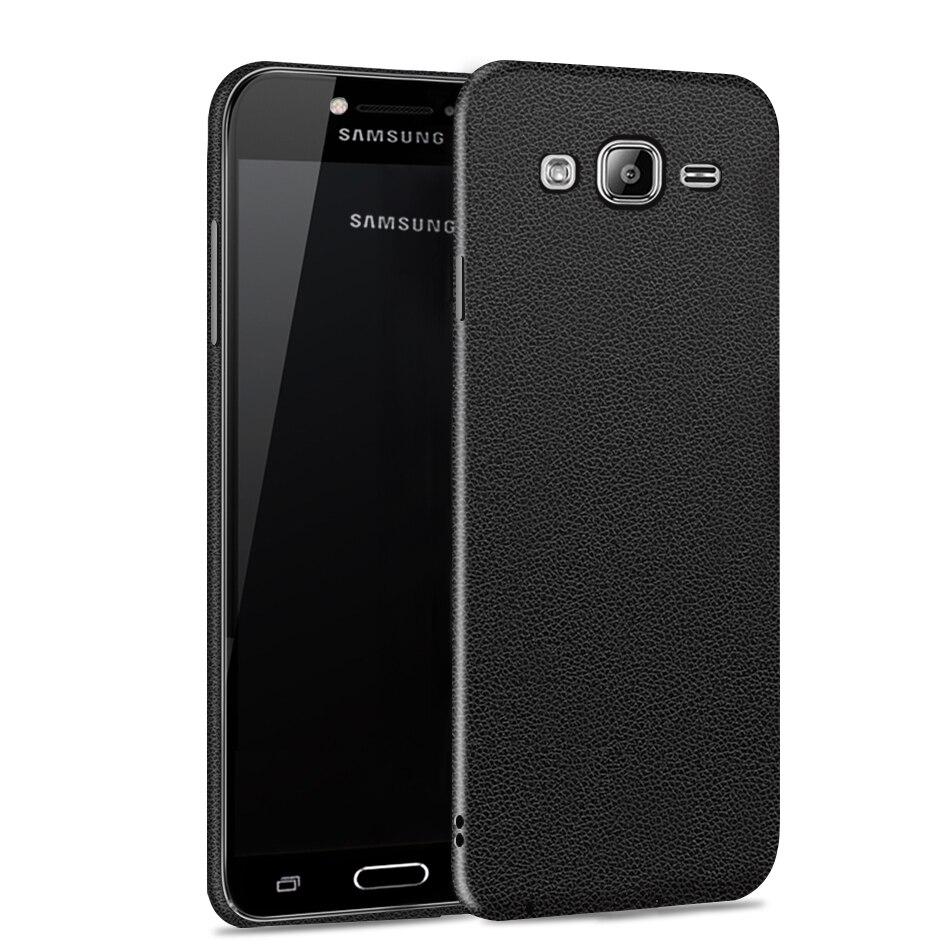 Galleria fotografica For Samsung Galaxy J5 2015 Case Soft Silicone Leather Cover Case For Samsung Galaxy J5 J500 J500F Coque Samsung J5 2015 Cases