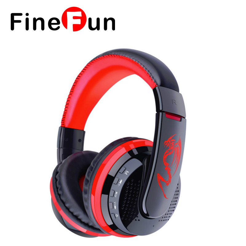 ФОТО New 100% Genuine MX666 Bluetooth Wireless Stereo Earphone Headset W / Mic In Ear For PC Phones Red Blue Yellow 3 colors