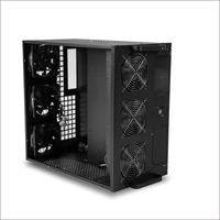 6U Mining Server Chassis With 6 Fans Mining Case Frame Fit For 6/8 Graphics Card ETH/BTC/LTC/ETC Mining Rig Graphics Case