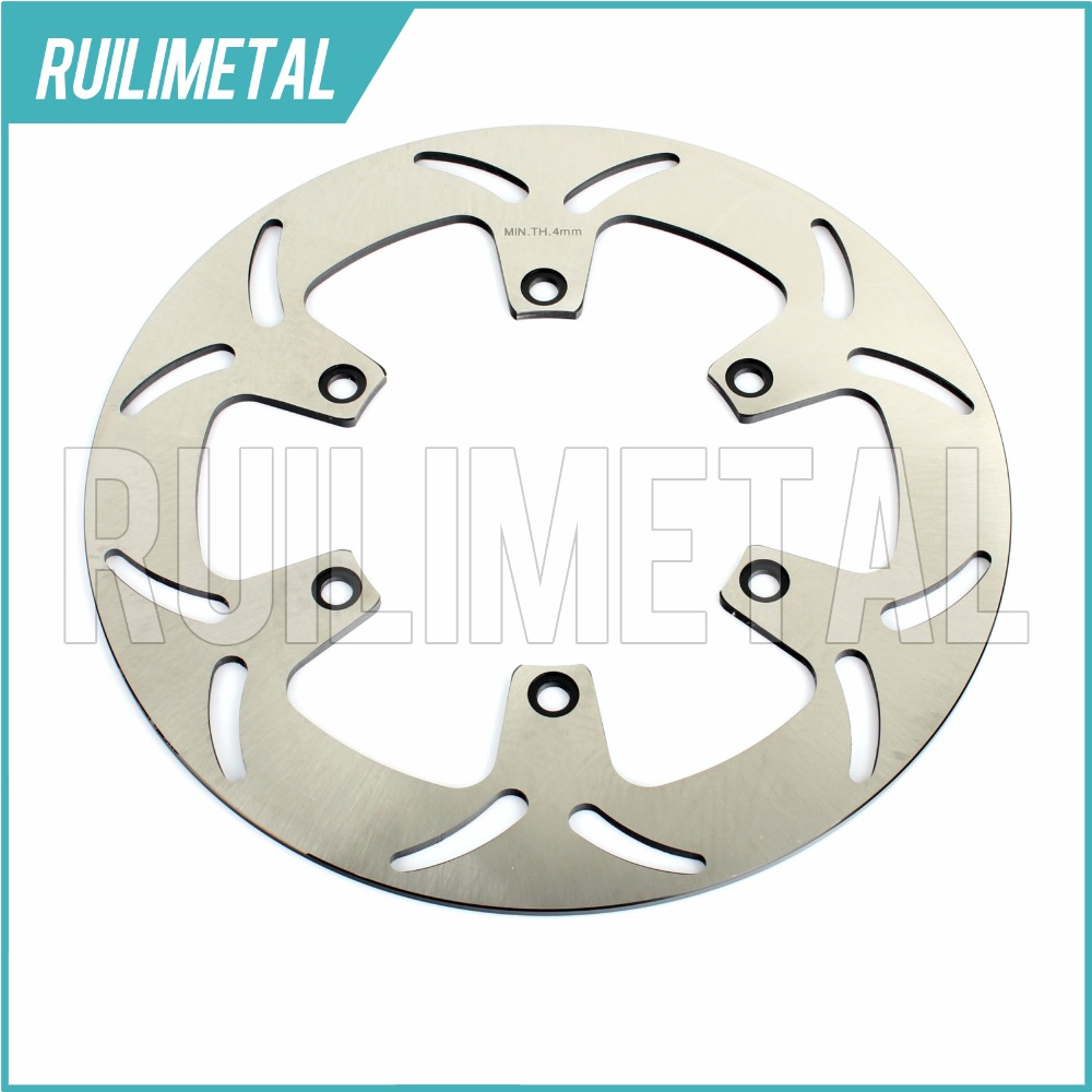 Front Brake Disc Rotor for HONDA VF V TWIN MAGNA 250 NT HAWK GT 650  NTV REVERE  VF VT SHADOW 750 ACE-AERO-C2-C3 1100 1995-1998 шапка dan