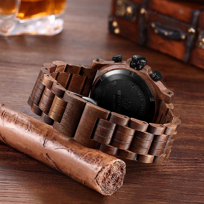 wooden watch man 8