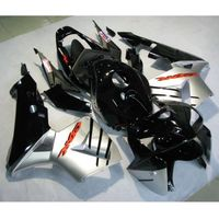 Injection ABS Plastic Fairing Bodywork Kit For Honda CBR 600 RR F5 2005 2006 2B