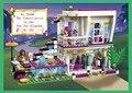 2016 Nuevo 619 Unids 10498 Bela Amigos Serie Pop Star House Building Blocks mini-muñeca de Juguete figuras