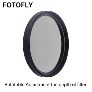 Image 1 - FOTOFLY CIR PL Filter 28 37 40.5 46 49 52 55 58 62 67 72 77 82mm Voor Canon Sony nikon CPL Polarize Lens Filters Voor Pentax Fuji