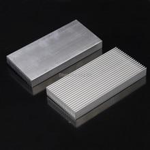 5pcs/lot 100x48x11mm Aluminum Heatsink for Electronics Computer Electric equipment