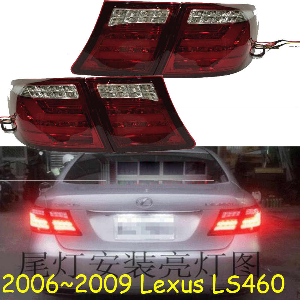 small resolution of ls460 taillight led 2006 2009 free ship ls460 tail light