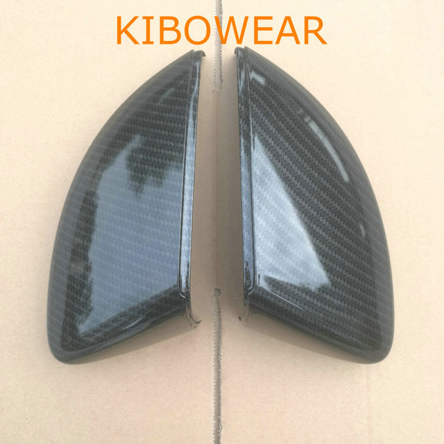 Kibowear For Audi A3 S3 8v Rs3 Side Wing Mirror Covers Caps Carbon