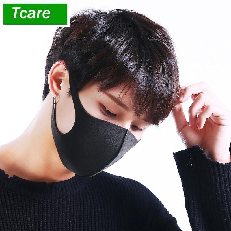 Masken Bekleidung Zubehör Gewidmet 3 Teile/los 3d Anti-allergische Pm2.5 Mund Maske Neue Mode Staub Kalt Virus Block Atmungsaktive Gesicht Maske