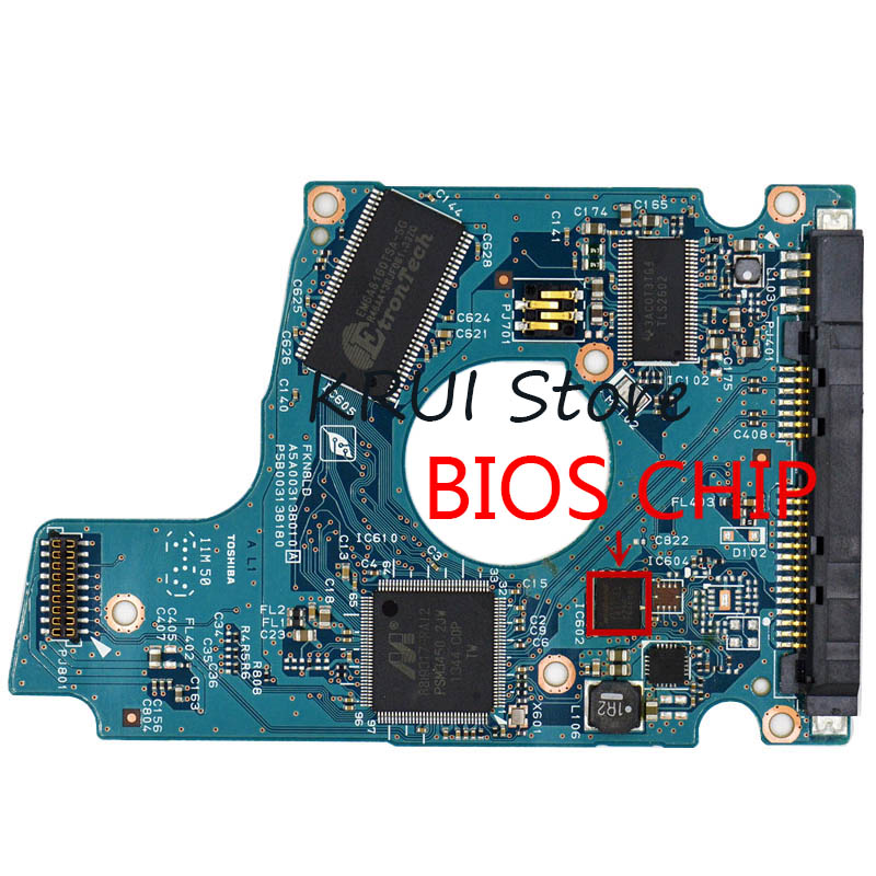 free shipping HDD PCB FOR LOGIC BOARD BOARD NUMBER   G003138A