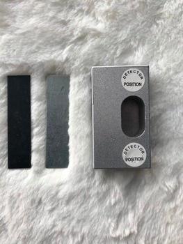 Hik DS-K4T108-U1  Bracket is for Frameless Glass Door     for DS-K4T108 Electric Lock