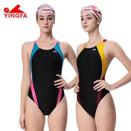 b8bd22e71f2a1 Yingfa Racing Swimwear Women One Piece Swimsuit For Girls Competitive  Swimming Suit For Women Bathing Suits Women s Swimsuits