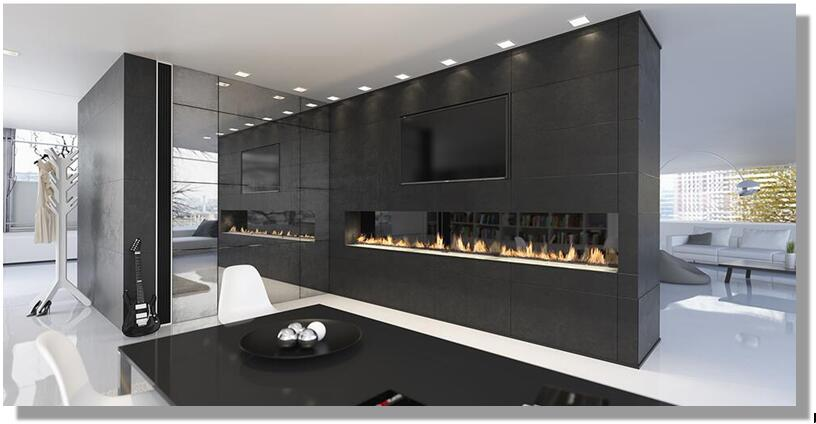 on sale smart fireplace with remote control 5l 220v electric fireplace