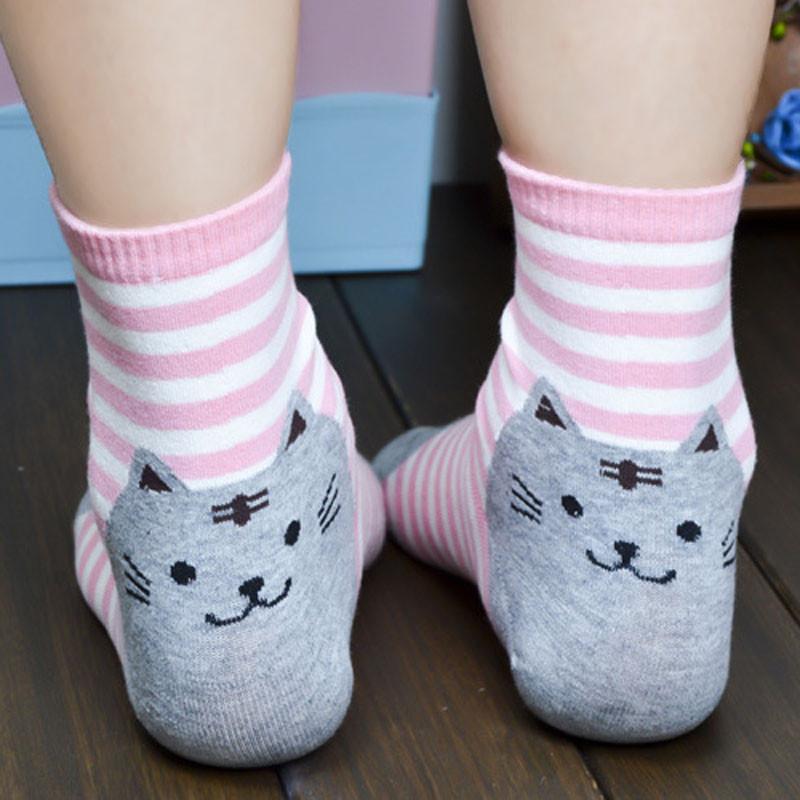 Cute Socks With Cartoon Cat For Cat Lovers Cute Socks With Cartoon Cat For Cat Lovers HTB1nUPHQVXXXXcdaFXXq6xXFXXX9
