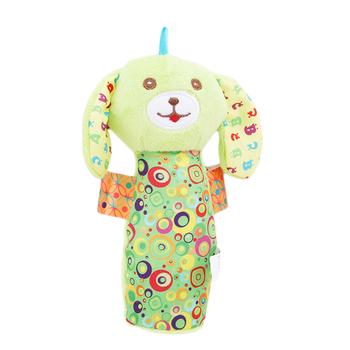 Grzechotki dla dzieci Mobiles kije miękki pluszowy lalka bawełna kreskówka małpa królik słodkie łóżko wiszące dzwonek ręczny zabawka w kształcie zwierzątka dla dzieci zabawki tanie i dobre opinie LAIMALA 7-12m W wieku 0-6m Pluszowe CN (pochodzenie) Unisex 768716 rozdzielone SOFT 13 5*16 5cm 10*15*10 none