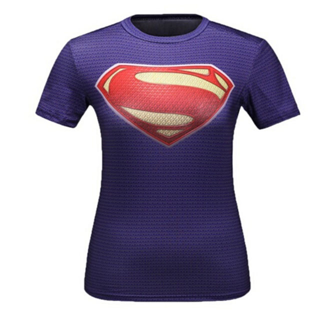 Ladies DC Comics T Shirt
