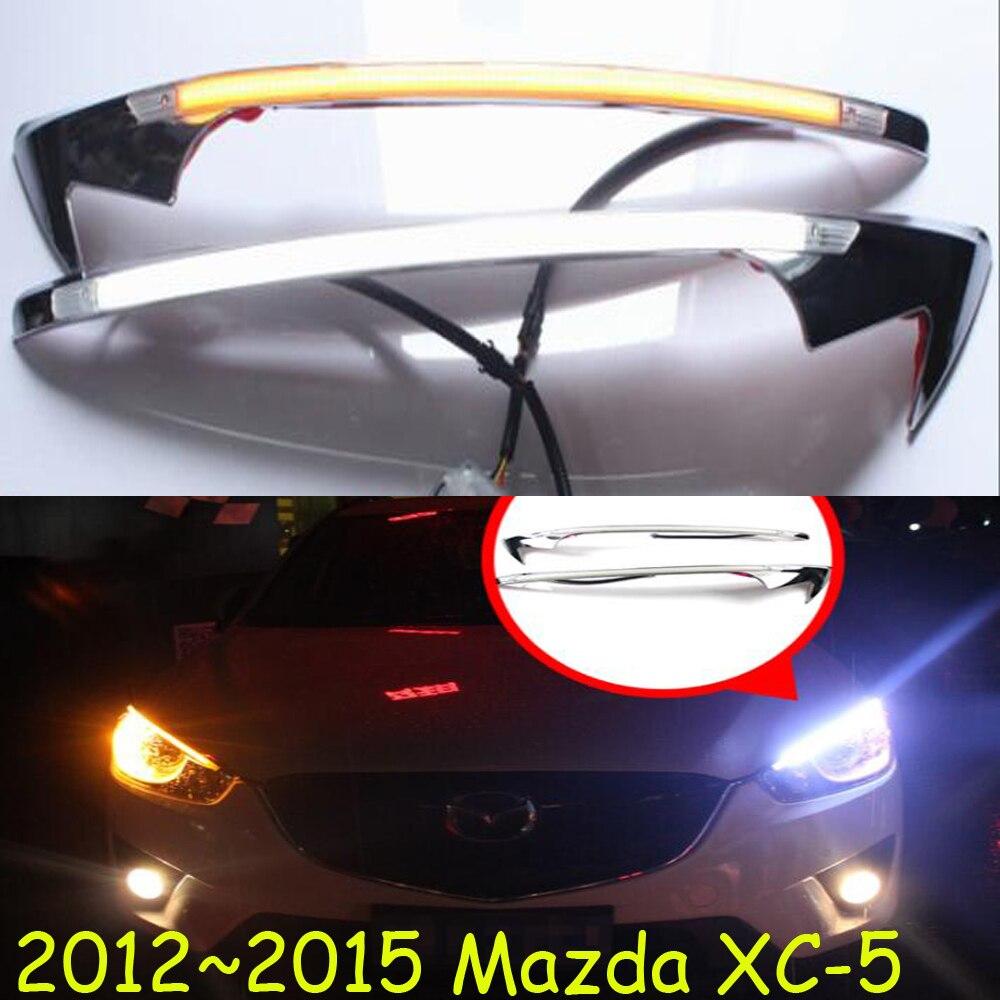 Car-styling,2012~2016 CX-5 daytime light,LED,Free ship!2pcs/set,CX-5 fog light;car-covers,CX 5,CX5 car styling cx 5 taillight 2012 2016 led free ship 4pcs cx 5 fog light car covers cx 5 tail lamp chrome cx 5 cx5